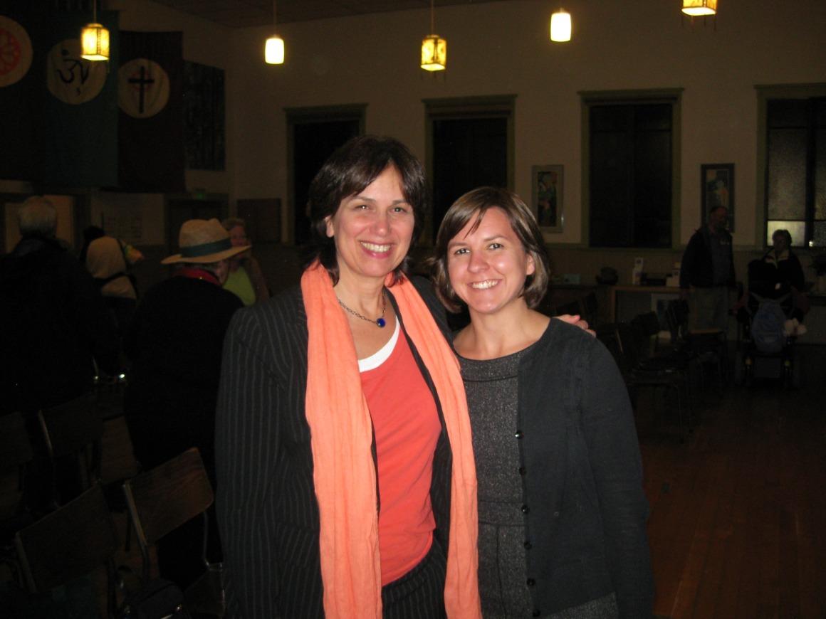 Marcy Winograd & Rebecca Griffin