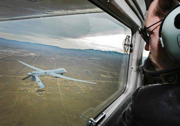 U.S. company plans to sell Predator drones to UAE